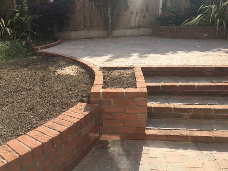 Landscaping in Studley